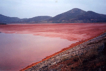 Red-Mud-lake